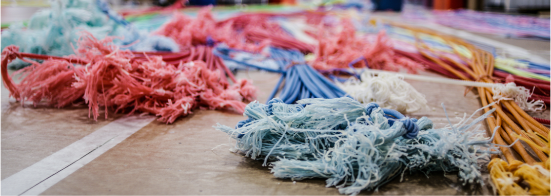 New high technology fibers are used in Classic Rope production